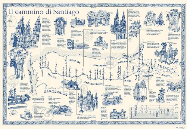 camino de santiago1501