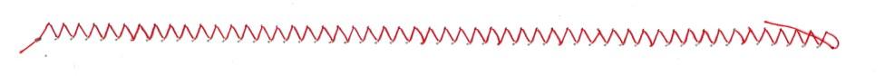 cucitura zigzag
