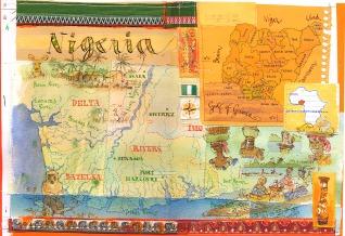 Eni-comunicazione_Niger delta map