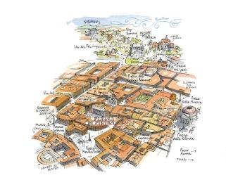 I Viaggi del Sole Rome map04